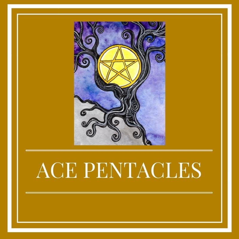 ace pentacles