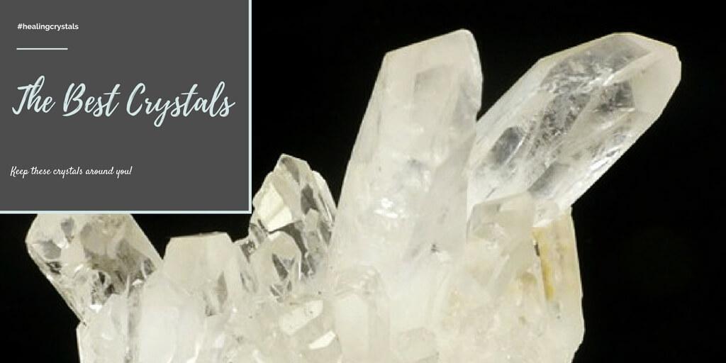 best crystals