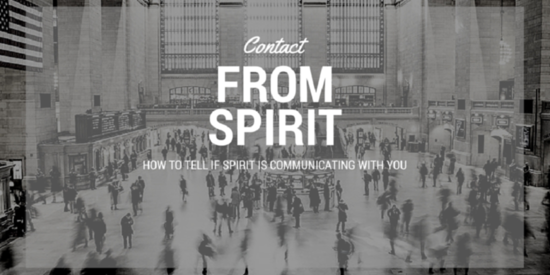contact from spirit