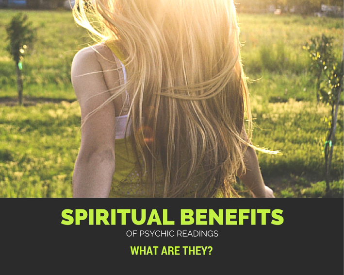 spiritual benefits of psychic readings, psychic readings