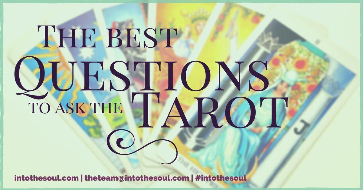 best tarot questions