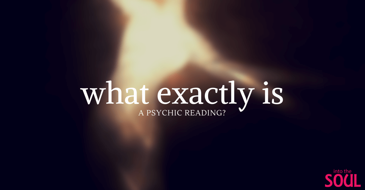 what exactly is a psychic reading